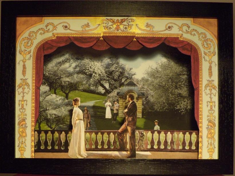 Collages teatro e teatrini 3d clicca per vedere il video - Il giardino dei ciliegi ...